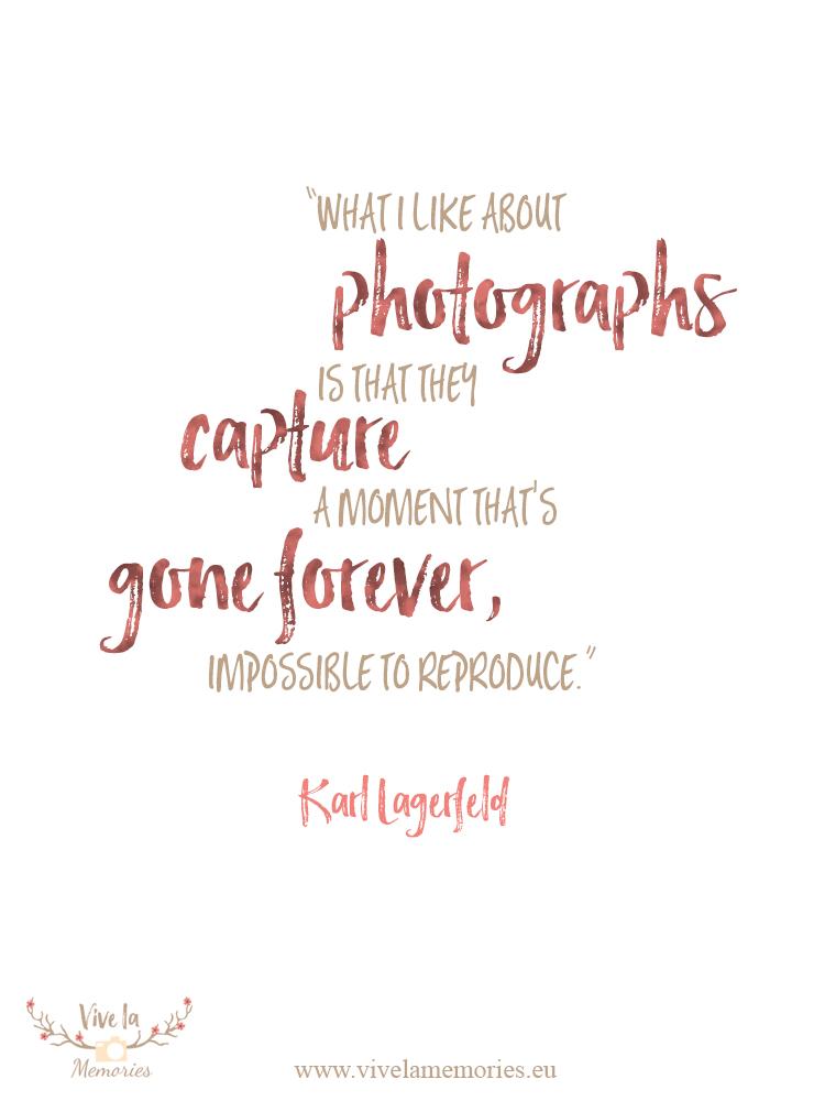 120+ inspirerende fotografie quotes – Vive la Memories